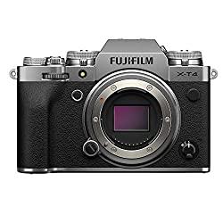 富士フイルム、ミラーレス「FUJIFILM X-T4」ブラックの発売日決定