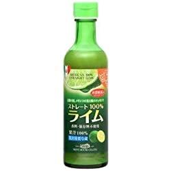 初めて明かすメキシコ産ライム果汁290ml ストレート100%果汁 香料・保存料不使用の正体
